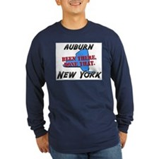 auburn new york - been there, done that T