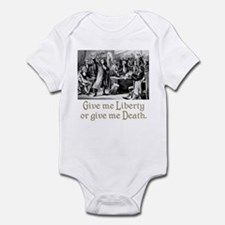 Give me Liberty... Infant Bodysuit