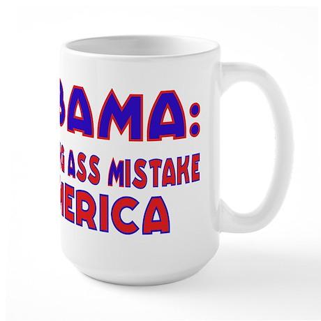 Obama Large Mug