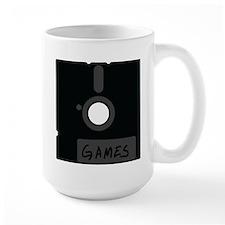 floppy disc games Mug