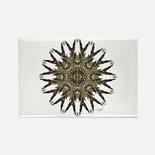 Star Child - Rectangle Magnet