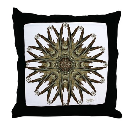 Star Child - Throw Pillow