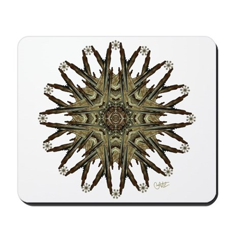 Star Child - Mousepad