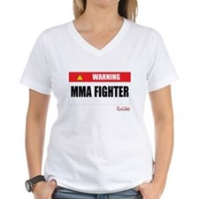 Warning - MMA Fighter Shirt