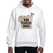 Ban Plastic Bags Hoodie