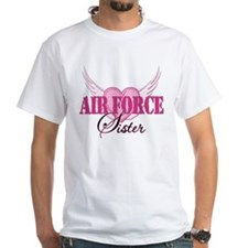 Air Force Sister Wings Shirt