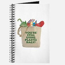 Still Using Plastic Bags? Journal