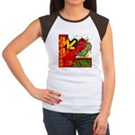 Girls Brazilian Jiu Jitsu tee shirts - New Level 1
