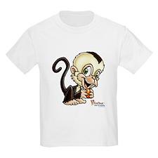 Baby Capuchin Monkey T-Shirt