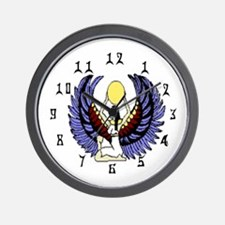 House of Isis Wall Clock