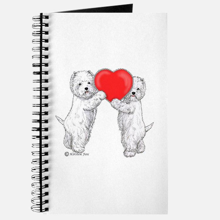 Westies with Heart Journal