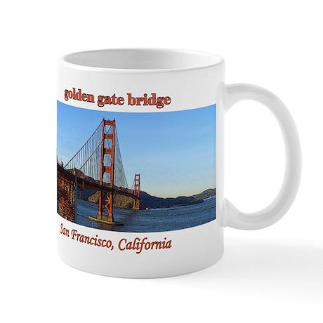 Golden Gate 2 Mug