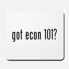 got econ 101? Mousepad