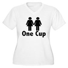 2 girls 1 cup T-Shirt