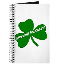 CHEERS FUCKERS Journal