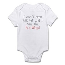 Babies Hate The Wings Infant Bodysuit
