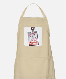 Backstage Pass BBQ Apron
