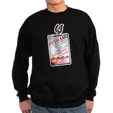 Backstage Pass Sweatshirt