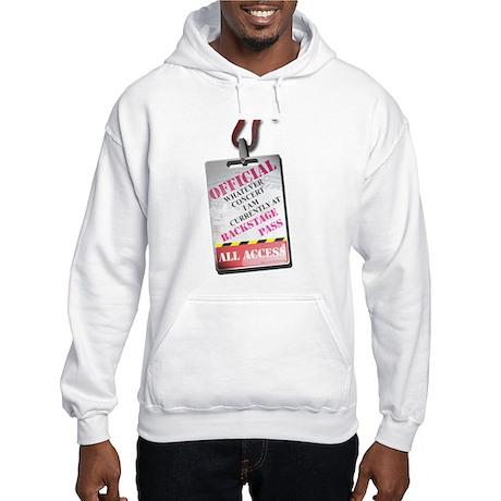 Backstage Pass Hooded Sweatshirt