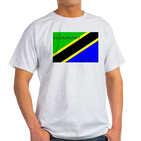 Kilimanjaro- Light T-Shirt