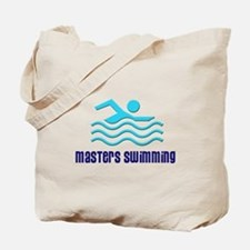 Masters Swimmers Tote Bag