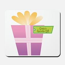 Gram's Favorite Gift Mousepad