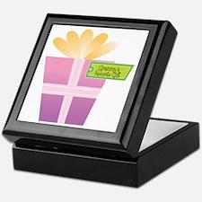 Grammy's Favorite Gift Keepsake Box