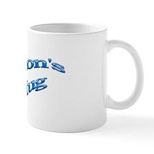 Jaxon's Blue Mug
