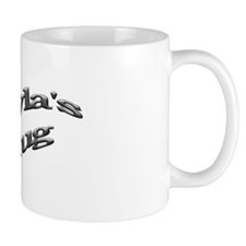 Kayla's Black Mug