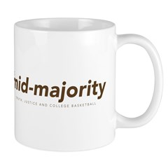 The Mid-Majority Mug (a/k/a M-Cubed)