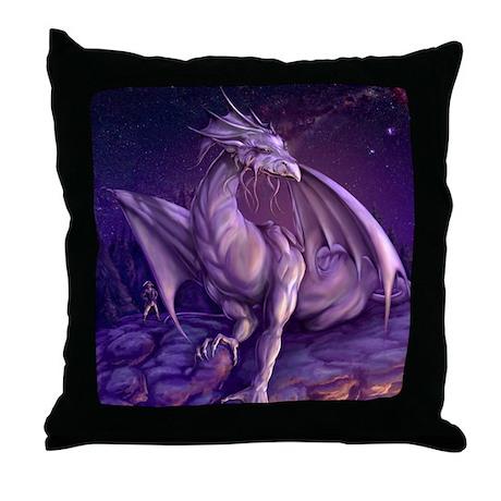 Fantasy Art Throw Pillow