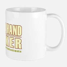second hand smoker Mug