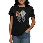 Love Earth Women's Dark T-Shirt