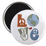 Love Earth Magnet