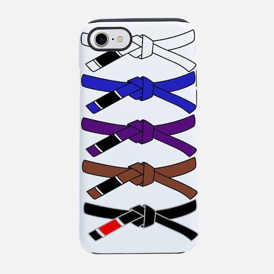 brazilian jiu jitsu T Shirt iPhone 7 Tough Case