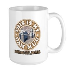 Hoover Dam MugMugs