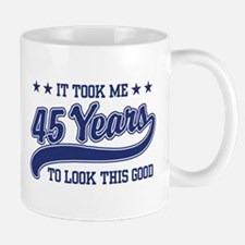 45th Birthday Mug