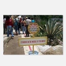 Equator Postcards (Package of 8)