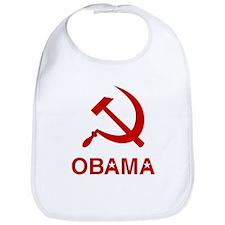 Socialist Obama Bib