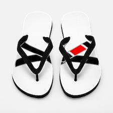 brazilian jiu jitsu T Shirt Flip Flops