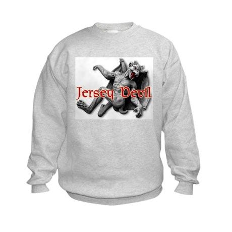 JERSEY DEVIL Kids Sweatshirt