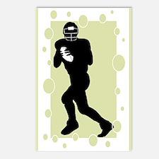 Quarterback Postcards (Package of 8)