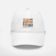 HERO Comes Along 1 Nephew LEUKEMIA Baseball Baseball Cap