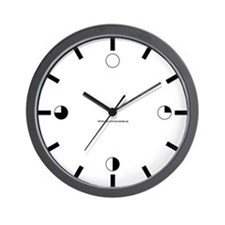 Harvey Balls Wall Clock 2