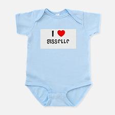 I LOVE GISSELLE Infant Creeper