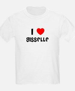 I LOVE GISSELLE Kids T-Shirt