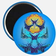 Imbolc Butterflies Magnet