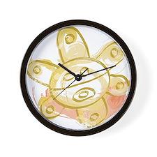 Cute Criollo Wall Clock
