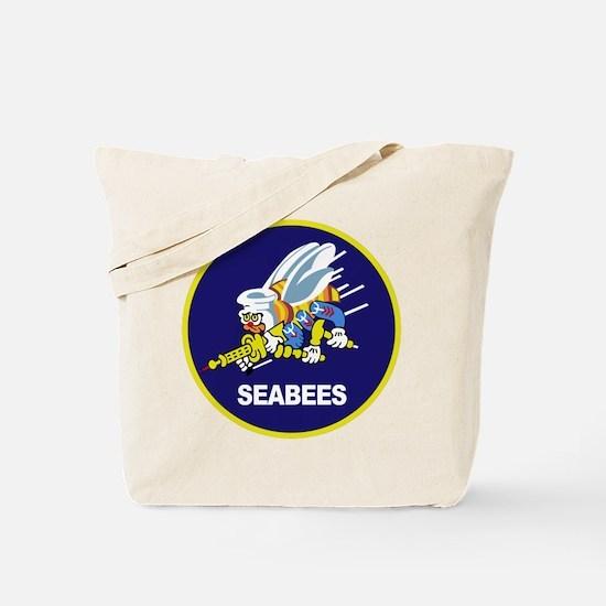 Unique Seabee construction Tote Bag