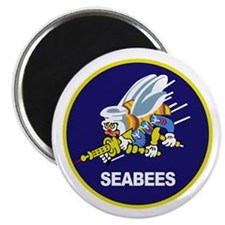 seabees_NAVY Magnets